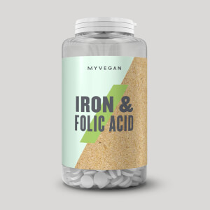 Vegan Iron & Folic Acid Supplement