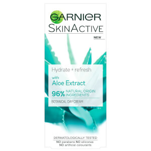 Garnier Natural Aloe Extract Moisturiser for Normal Skin 50ml