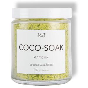 Salt by Hendrix Matcha Cocosoak 220g
