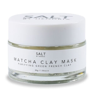 Salt by Hendrix Matcha Clay Mask 30g