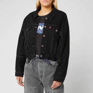 Levi's Women's Future Vintage Trucker Jacket - Future Fringe