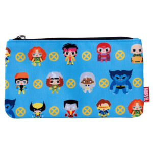 Loungefly Marvel X-Men Chibi Characters Pouch
