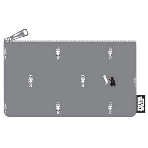 Loungefly Star Wars Stormtroopers and Darth Vader Pouch