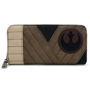 Loungefly Star Wars Rey Cosplay Wallet