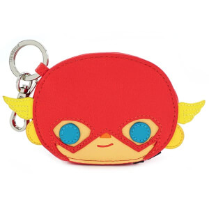 Loungefly DC Chibi The Flash Coin Bag