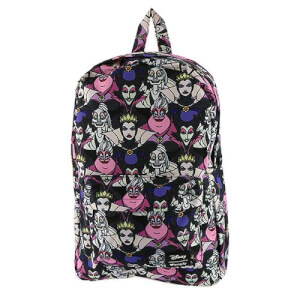 Loungefly Disney Villains Nylon Backpack