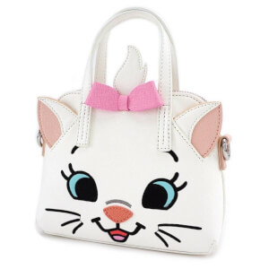 Loungefly Disney Aristocats Marie Face Micro Crossbody Bag