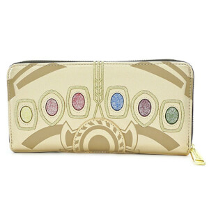 Loungefly Marvel Avengers: Infinity War Thanos Infinity Gauntlet Wallet