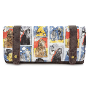 Loungefly Star Wars Characters Card Wallet