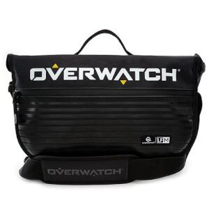 Loungefly Overwatch Bolso Bandolera Con Logo