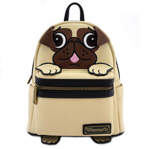 Loungefly Pug Mini Backpack