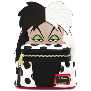 Loungefly Disney 101 Dalmatians Faux Leather Mini Backpack