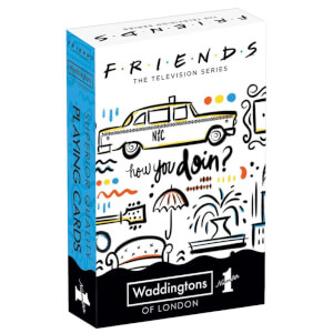 Waddingtons Number 1 Playing Cards - Friends Edition