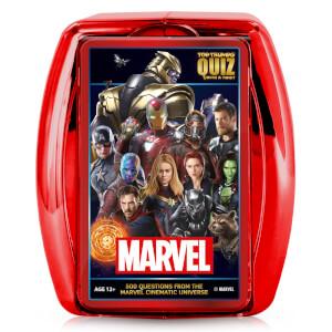 Top Trumps Quiz - Marvel Cinematic Universe
