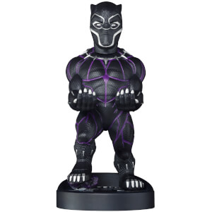 Figurine Support Chargeur Manette 20 cm Black Panther - Marvel