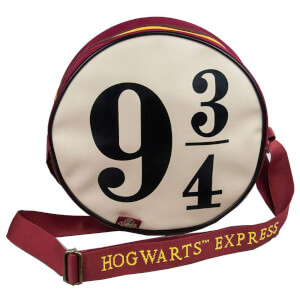 Harry Potter Platform 9 3/4 Circular Satchel Bag