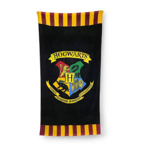 Harry Potter Hogwarts Towel 75cm x 150cm