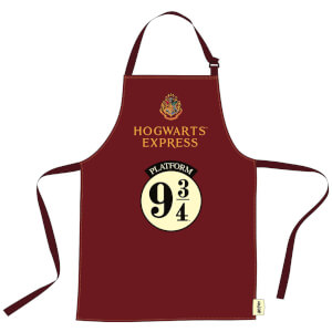Harry Potter 9 3/4 Apron