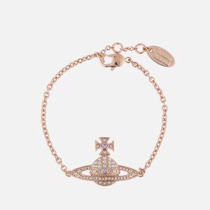 Vivienne Westwood Women's Kika Bracelet - Pink Gold