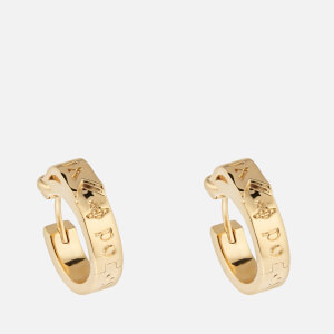 Vivienne Westwood Women's Bobby Earrings - Gold