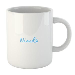 Nicole Cool Tone Mug