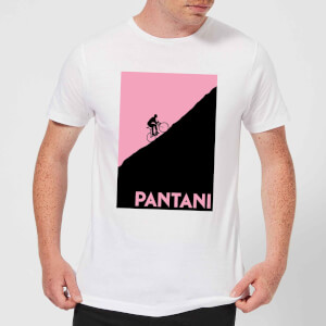 Mark Fairhurst Pantani Men's T-Shirt - White