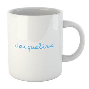 Jacqueline Cool Tone Mug