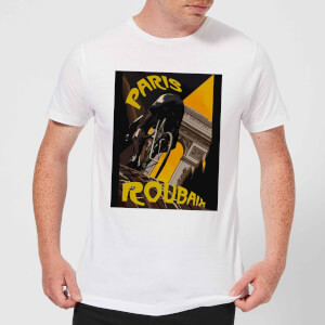 Mark Fairhurst Paris Roubaix Men's T-Shirt - White