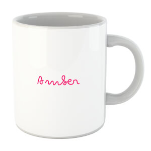 Amber Hot Tone Mug