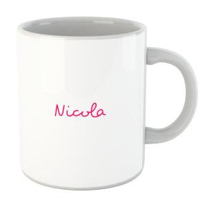 Nicola Hot Tone Mug
