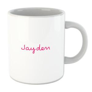 Jayden Hot Tone Mug