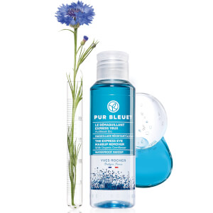 Yves Rocher Pur Bleuet Express Eye Makeup Remover