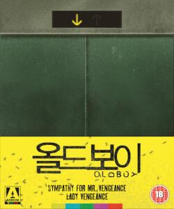 Oldboy- Limited Edition Three-Disc Blu-ray Collection