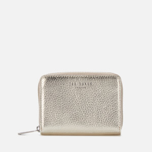 Ted Baker Women's Illda Zip Around Mini Purse - Gold