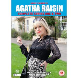 Agatha Raisin Series 1 and 2 Boxed Set