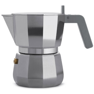 Alessi David Chipperfield 3 Cup Moka Espresso Maker