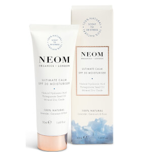 NEOM Ultimate Calm Moisturiser SPF 30 50ml