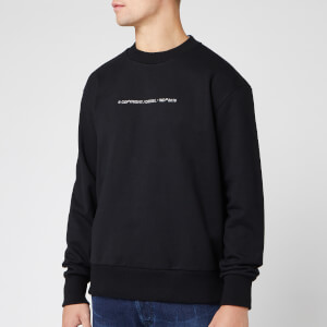 Diesel Men's Bay Copy Sweatshirt - Black