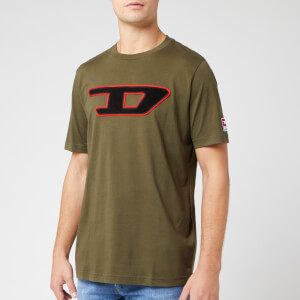 Diesel Men's Just Division T-Shirt - Khaki
