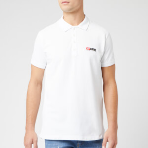 Diesel Men's Weet Polo Shirt - White