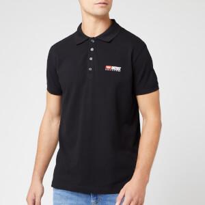 Diesel Men's Weet Polo Shirt - Black