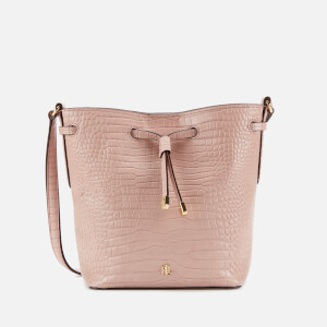 Lauren Ralph Lauren Women's Debby Mini Drawstring Bag - Mellow Pink