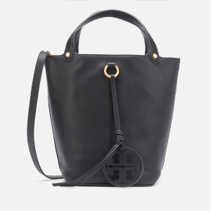 Tory Burch Women's Miller Bucket Bag - Black