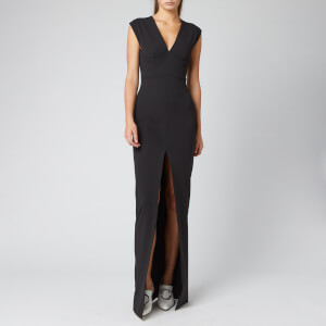 Solace London Women's Ziva Maxi Dress - Black
