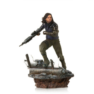 Iron Studios Avengers: Endgame BDS Art Scale Statue 1/10 Winter Soldier - 21cm