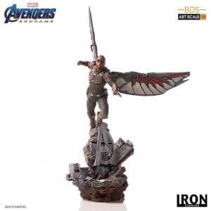 Iron Studios Avengers: Endgame BDS Art Scale Statue 1/10 Falcon (40cm)