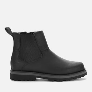 Timberland Kids' Courma Kid Chelsea Boots - Black Full Grain