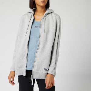 adidas by Stella McCartney Women's Essential Hoody - Medium Grey Heather