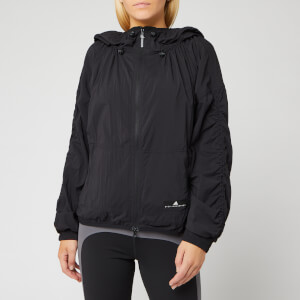 adidas by Stella McCartney Women's Run Light Jacket - Black