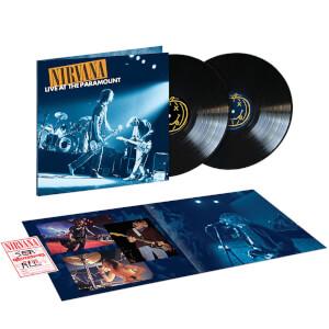 Nirvana - Live at the Paramount 2xLP